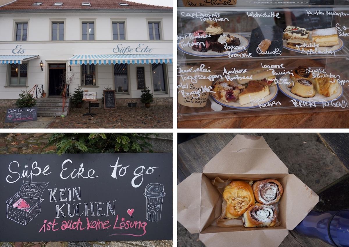 Lindow Café Süße Ecke