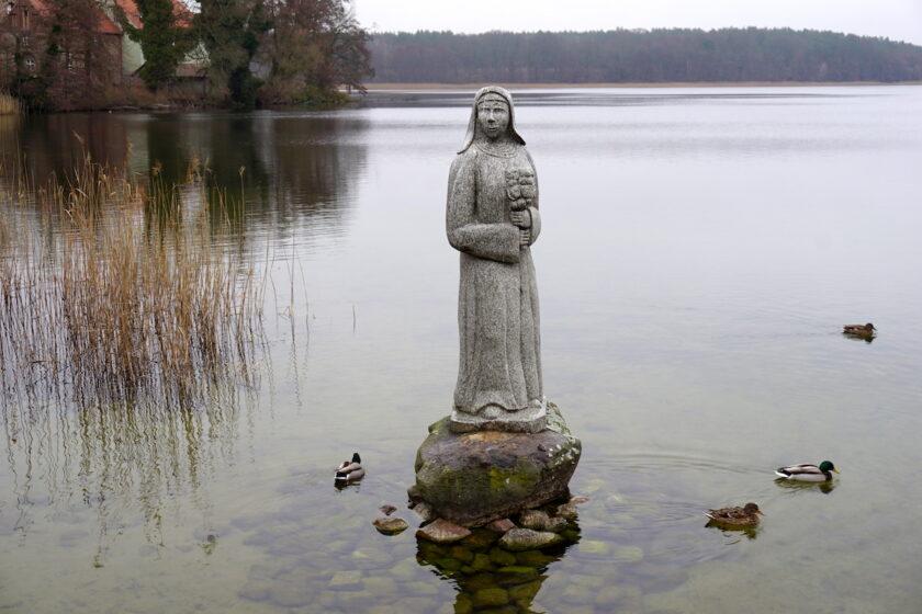 Die schöne Nonne vom Wutzsee