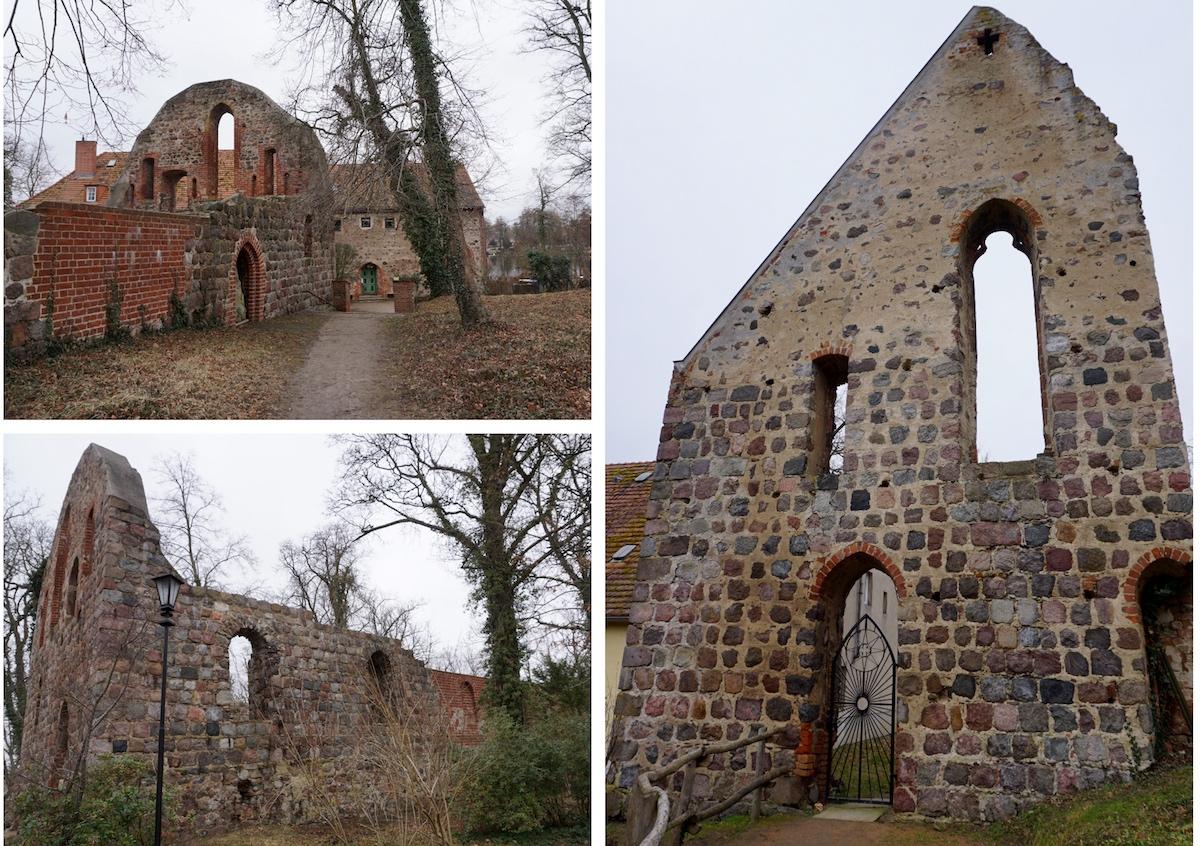 Kloster Lindow, Ruppiner Seenland