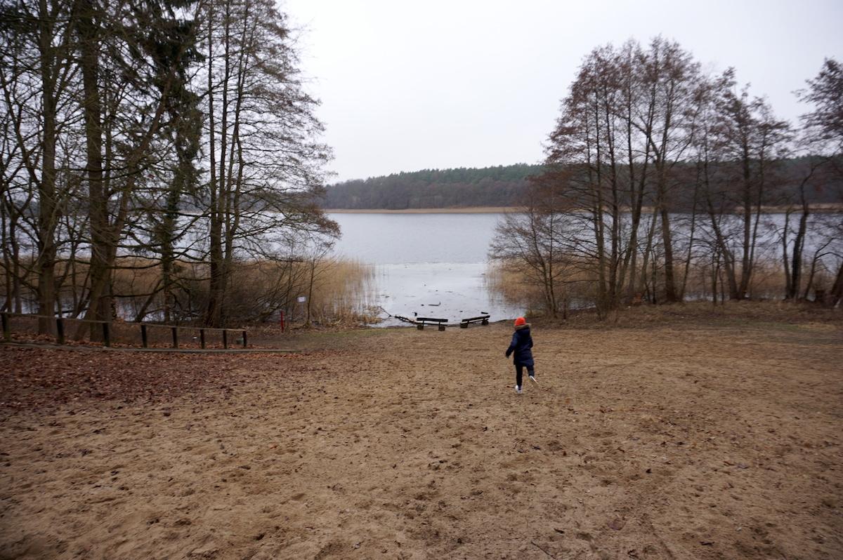 Wutzsee Wanderung