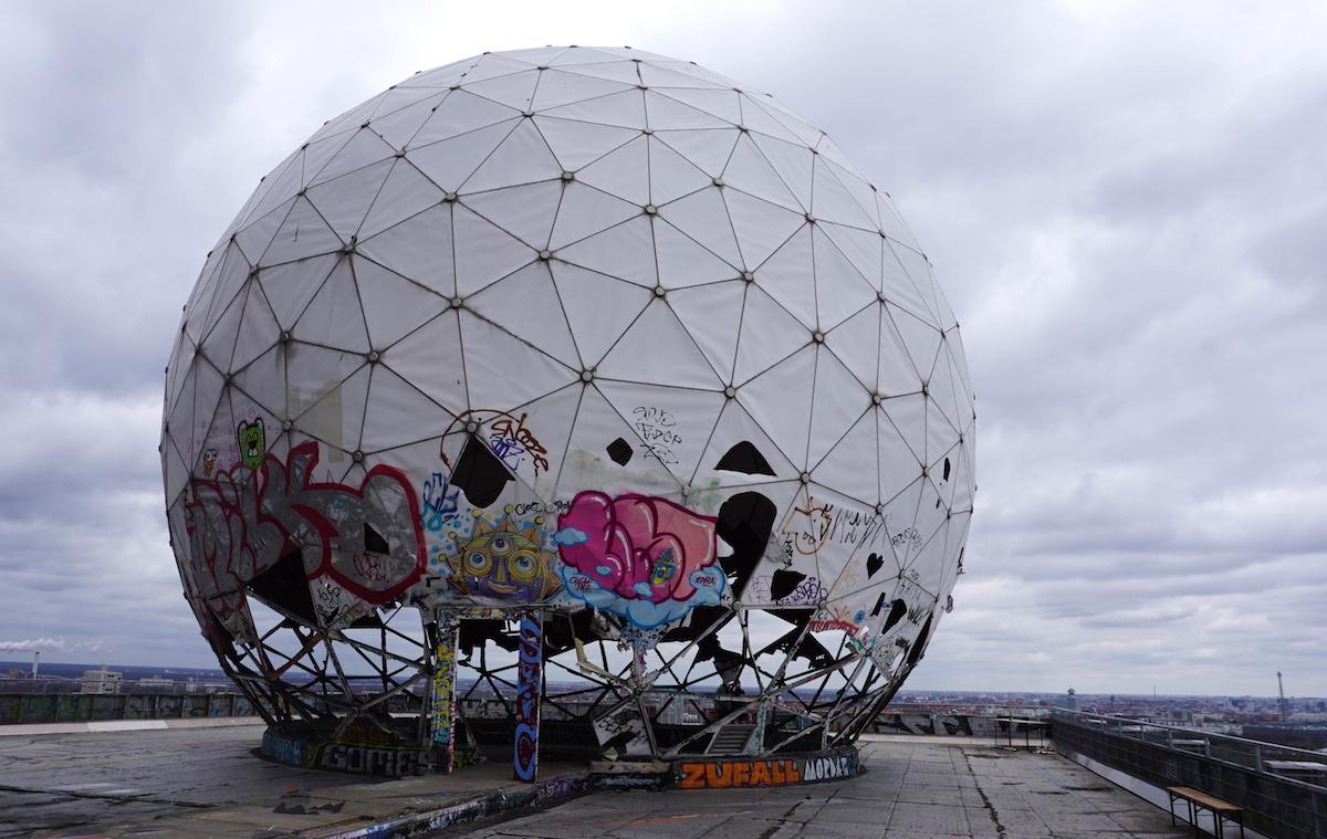 Abhörstation Teufelsberg Berlin-Grunewald