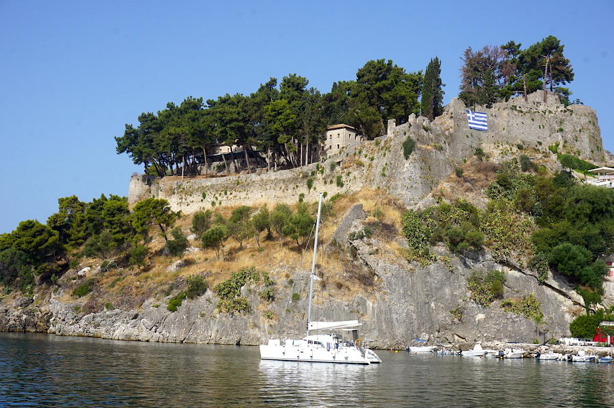 Parga Tipp - venezianische Festung