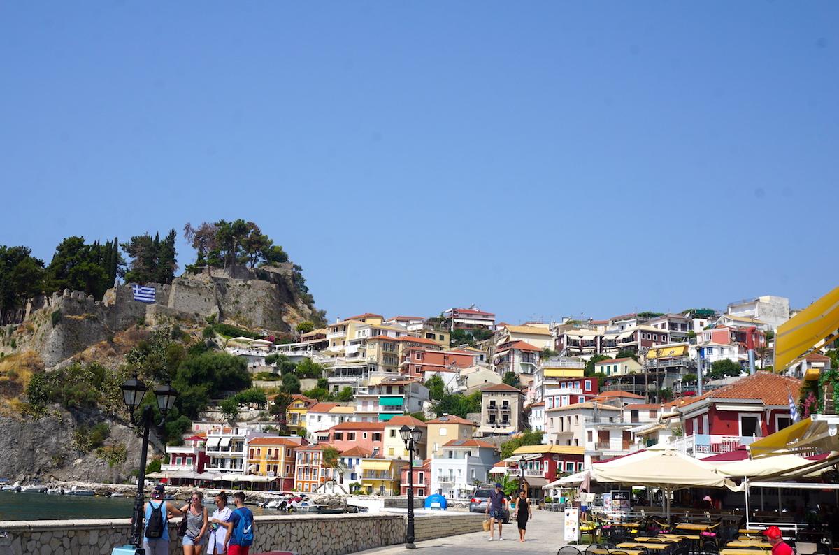 Parga Epirus Griechenland