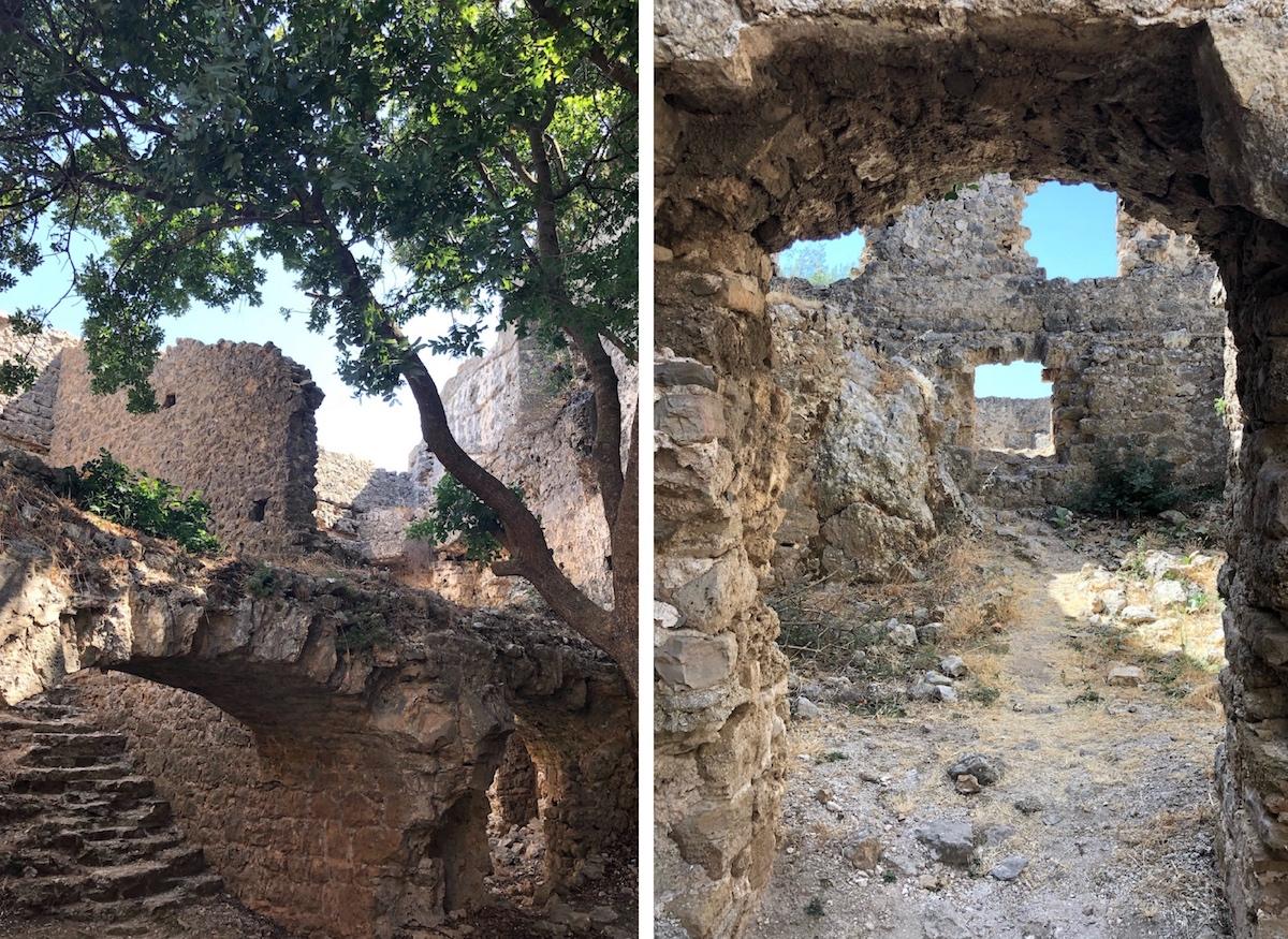 Ali Pascha Festung, Epirus