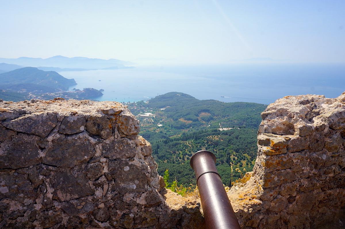 Ali Pascha Festung Parga, Epirus
